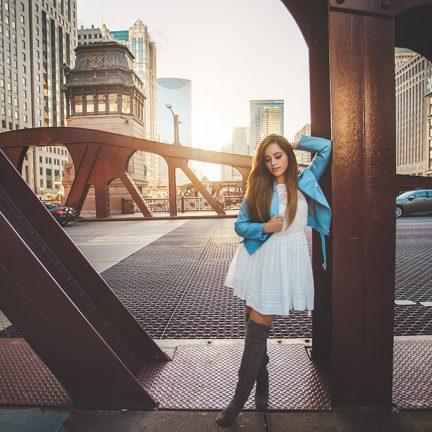 Chicago Senior Photographer